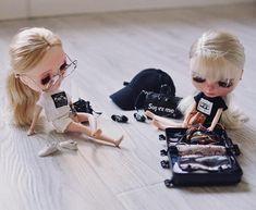 viviofdolls#blythe #blythedoll #blythestyle #blythecustom #blythestagram #handmade #dollclothes #dollshoes
