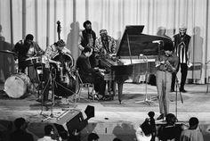 Archie Shepp, Sunny Murray, Alan Silva, Dave Burrell, grachan Moncur 111, Don Lee, Ted Joans 1969 Algeria