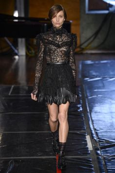 SPFW Inverno 2014 Alexandre Hercowhitch