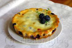 Heidelbeer-Käseküchlein [2 Tartelettes] Pie, Desserts, Food, Huckleberry Cheesecake, Small Cake, Boden, Recipies, Torte, Tailgate Desserts
