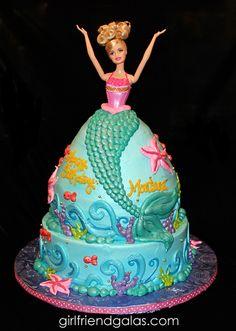 Little Mermaid Party - The Gossip @ Girlfriend Galas
