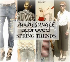 Funky Jungle approved Spring Trends || 5 Styles to try this Spring/Summer | Funky Jungle, fashion and personal style blog
