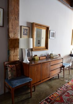 Video House Tour: A Lofty Studio Apartment in Brooklyn | Apartment Therapy