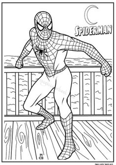 Spiderman Coloring Pages Pdf. 20 Spiderman Coloring Pages Pdf. Spiderman Coloring Pages Pdf at Getdrawings Coloring Pages For Boys, Colouring Pics, Disney Coloring Pages, Coloring Pages To Print, Free Printable Coloring Pages, Coloring Book Pages, Kids Coloring, Fairy Coloring, Spiderman Coloring