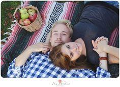 Fall engagement photos #Fall #Engagement #Ecrphotography