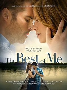 this was a great book...can't wait to watch the movie since I missed it in theaters...smj Amazon.com: The Best of Me: Michelle Monaghan, James Marsden, Luke Bracey, Liana Liberato: Amazon Instant Video