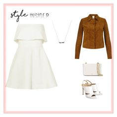 """in white"" by maria-l-v on Polyvore featuring moda, Elizabeth and James, Nümph, Tory Burch, contestentry y styleinsider"