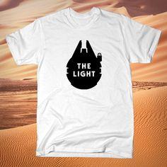 THE LIGHT @ https://www.teepublic.com/t-shirt/114885-the-light