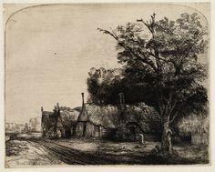 Rembrandt Harmensz. van Rijn (1606 - 1669) (graveur), 1650