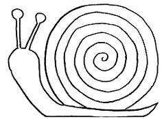 dessin de l u0027escargot pour mosaïque escargot dessins de et mosaique