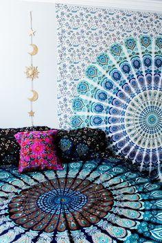 Vitamin Sea Mandala Tapestry – Lady Scorpio