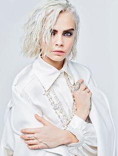 Ad Campaign: Chanel Fall/Winter 2017-2018 Model: Cara Delevingne, Lily-Rose Depp Photographer: Karl Lagerfeld Fashion Editor: Carine Roitfeld Hair: Sam McKnight Make Up: Tom Pecheux PART II
