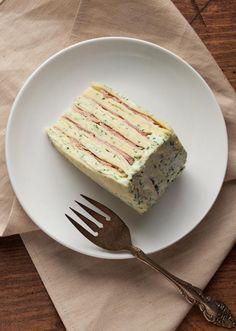 Ham and Cheese Crêpe Cake - Chowhound