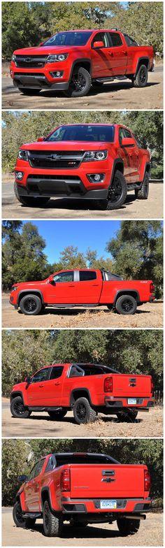 2016 Chevrolet Colorado pickup