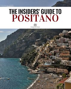 Positano, Italy in the sun is one of the most beautiful sights in the world. Find out what to do and where to go in our Insiders' Guide to Positano.