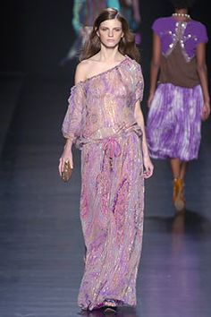 Etro Spring 2005 Ready-to-Wear Fashion Show - Jeisa Chiminazzo