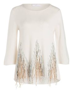 NICE CONNECTION - Pullover mit Cashmere-Anteil