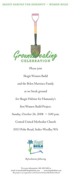 Grand Opening Invitations and Ground Breaking Invitations party - groundbreaking ceremony invitation templates