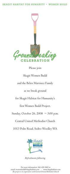 Groundbreaking Ceremony Invitation Templates; Groundbreaking - best of formal invitation for opening ceremony