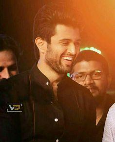 Love his smile Vijay Beautiful Bollywood Actress, Most Beautiful Indian Actress, India Actor, Telugu Hero, Love Couple Photo, Most Handsome Actors, Vijay Actor, Vijay Devarakonda, The Way He Looks