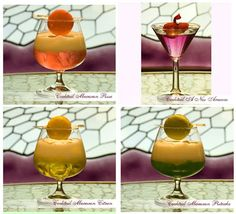 GARNISH - Macaroons! Paris Hotel Boutique Journal: Laduree Le Bar