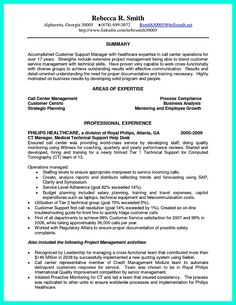 Call Center Job Resume Writing Culinary Resume Is Not That Difficult As You Are Planning A .