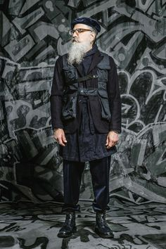 Engineered Garments Fall 2016 Menswear Collection Photos - Vogue