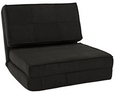 online shopping for Best Choice Products Ergonomic Portable Gaming Chair, Lounger, Mattress Bed w/Non-Slip Feet - Black from top store. See new offer for Best Choice Products Ergonomic Portable Gaming Chair, Lounger, Mattress Bed w/Non-Slip Feet - Black Bed Bath N Beyond, Sleeper Chair Bed, Bed Couch, White Kitchen Chairs, Kitchen Dining, Hillsdale Furniture, Black Bedding, Room Setup, Bed Mattress