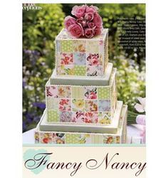 Fancy Nancy Cakes - Juliet Sear (Her Cake Decorating Bible will be published in August 2012 by Ebury Books)