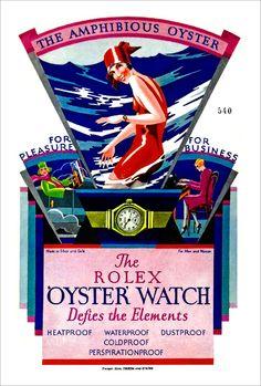 Vintage Rolex Commercial