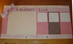 CTMH Topstitch A Mother's Love by cass768 - Cards and Paper Crafts at Splitcoaststampers