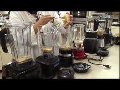 Equipment Review: Best Blenders #blender #review #kitchenaid #bestblender