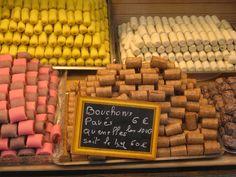 Les bouchons de Lyon.. yummy