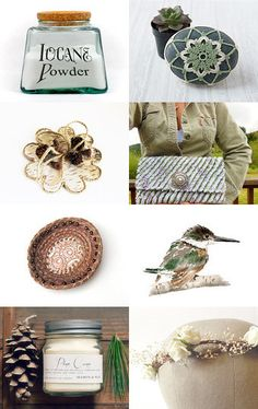 spring essentials by Amy LaRoux on Etsy--Pinned with TreasuryPin.com
