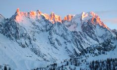 Guide to the Mountain in Courmayeur | Welove2ski