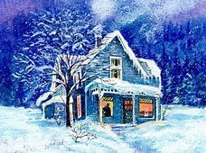Image result for snowy houses Background Wallpaper