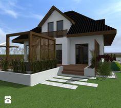 Domy styl Nowoczesny - zdjęcie od ap. studio architektoniczne Aurelia Palczewska-Dreszler