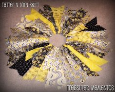 tatter n torn scrap fabric tutu