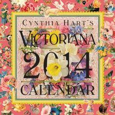 2014 Cynthia Hart's Victoriana Wall Calendar