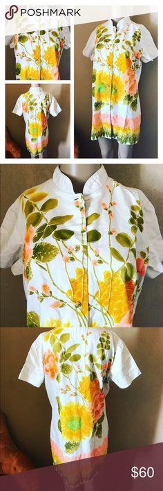 🦋VINTAGE HAWAIIan DRESS🦋 🦋VINTAGE HAWAIIan DRESS🦋 rare, vintage condition from Hawaii , fits size medium! Rare!!! Vintage Dresses Midi