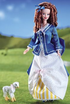 Barbie® Doll Had a Little Lamb