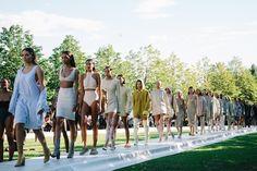 Yeezy Season 4 Show New York Womenswear SS17 Dazed