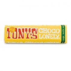 Tony's Chocolonely Melk Noga Chocolade