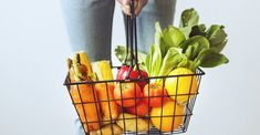 I Wellbeing. How To Go About Setting Your Daily Nutrition Goals. You are not the only one that goes down grocery aisles unsure of which foods are good for you and which aren't. Nutrition is a complicated subject, but it Good Vitamins For Women, Keto Diet Grocery List, Whole Food Recipes, Healthy Recipes, Eat Healthy, Healthy Cooking, Vegetable Basket, Diet Chart, Nutrition Plans