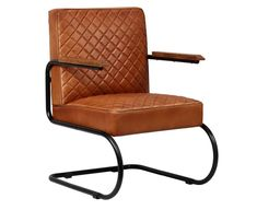 vidaXL Armchair Genuine Leather Light Brown Home Office Recliner - 8718475577591 For Sale, Buy from Dining Chairs Sets of 6 collection at MyDeal for best discounts. Swivel Office Chair, Love Your Home, Power Recliners, Barcelona Chair, Dining Chair Set, Outdoor Chairs, Armchair, Upholstery, Leather