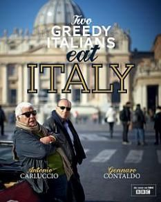 i ragazzi sono tornati in città - we mean, 'the boys are back in town'! Carluccio and Contaldo return in April / May 2012. The book will be £20 (hardback, UK)