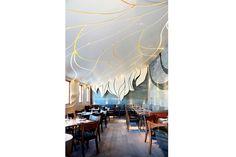 California's Best New Restaurants Score High On Looks and Cuisine | California Home + Design
