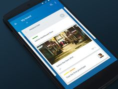 My take at Trello in Material design. Once again a pretext to work on an upcoming animation. Thank you Trello for being amazing btw. Material Design Examples, Google Material Design, Dashboard Mobile, Mobile App Ui, Android Design, Android Ui, Card Ui, Web Design, Mobile Ui Design