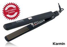 Karmin Titanium Hair Straightener Iron