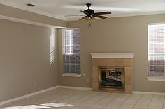 like this wall color behr castle path 730c 3